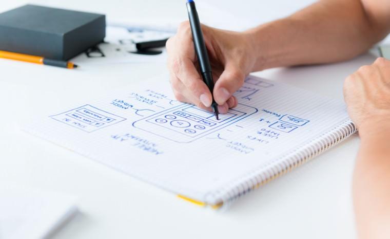 Designing an idea