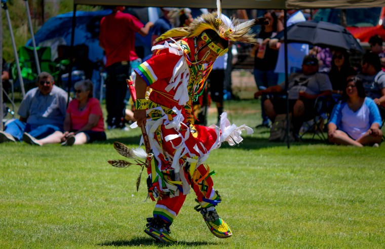 Native Dancer by Dane Shakespear